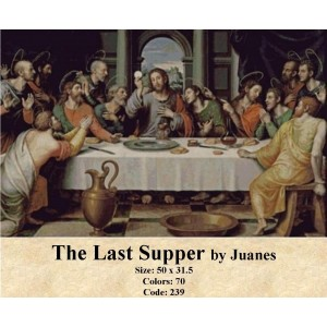 The Last Supper by Juanes