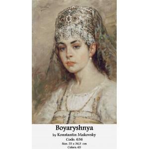 Boyaryshnya by Konstantin Makovsky