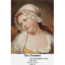The Dreamer by Jean Baptiste Greuze
