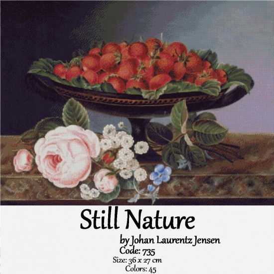 Still Nature by Jensen