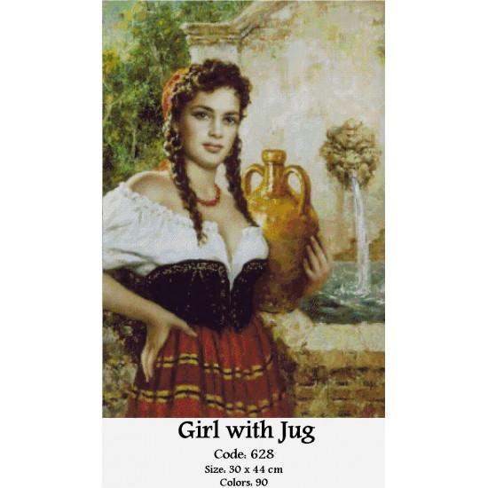 Girl with Jug
