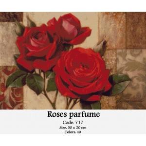 Roses parfume