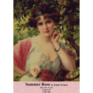 Summer Rose by Emile Vernon