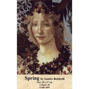 Spring by Sandro Botticelli