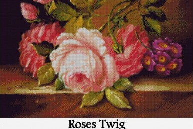 Roses Twig