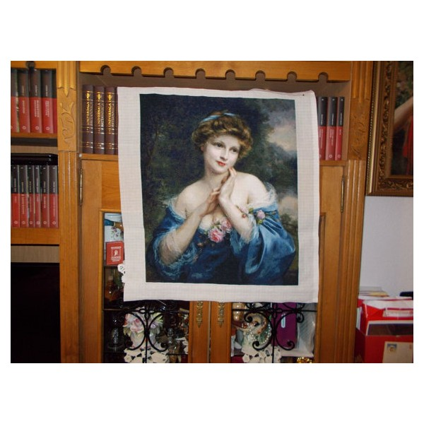completed-cross-stitch-summer-rose-one-of-a-kind-3