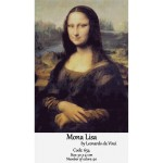 Counted cross stitch kit – Mona Lisa