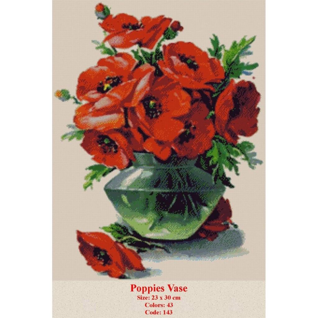 poppies-vase