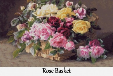 rose-basket