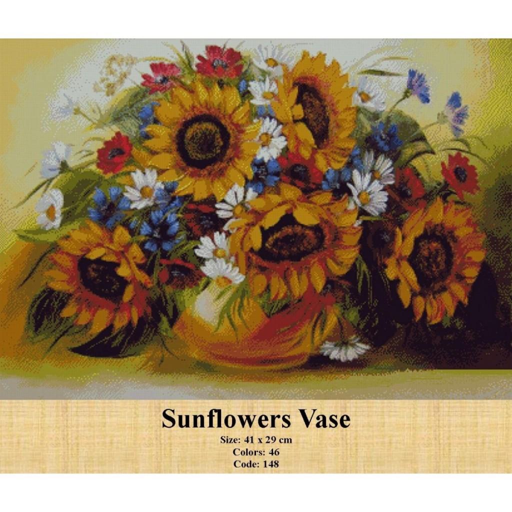 sunflowers-vase